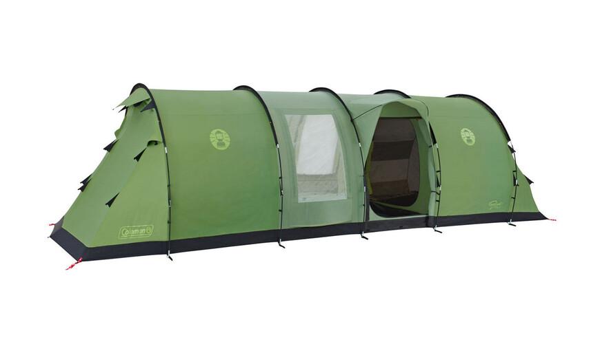 Coleman Cabral 6 - Tente - vert